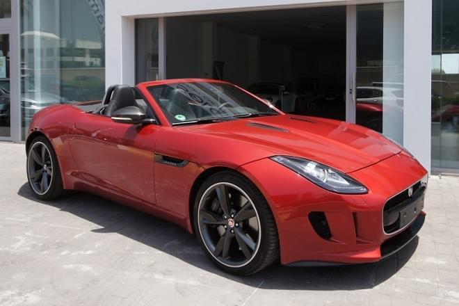 Rent Jaguar F type