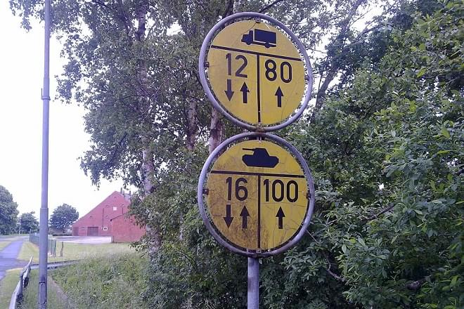 Speed Limit Germany