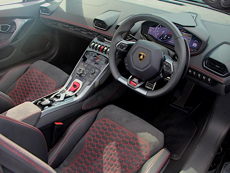 Rental Guide Lamborghini Huracan Spyder Lurento