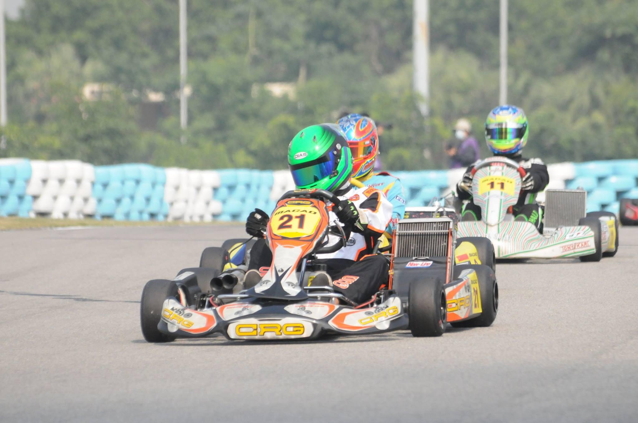 2017 Macau Kart GP - Lurento.com